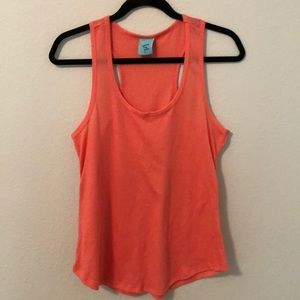 Extremely soft racer back tank